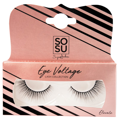 SOSU Eye Voltage False Lashes - Elevate
