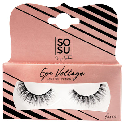 SOSU Eye Voltage False Lashes - Excess