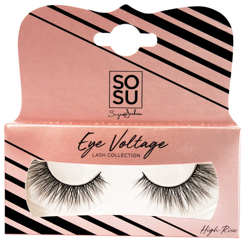 SOSU Eye Voltage False Lashes - High Rise