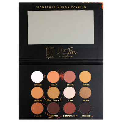 SOSU Hot Fire Signature Smoky Eyeshadow Palette