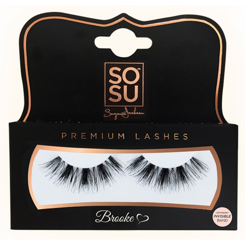 SOSU Premium Lashes - Brooke
