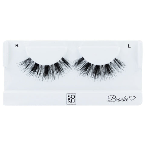 SOSU Premium Lashes - Brooke (Tray Shot)