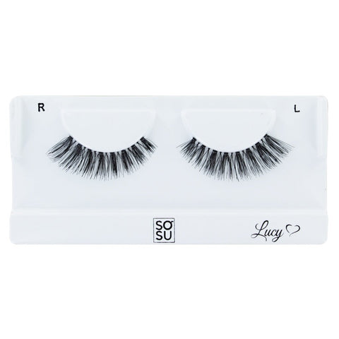 SOSU Premium Lashes - Lucy (Tray Shot)