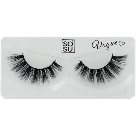 SOSU Luxury Lashes - Vogue (Tray Shot)