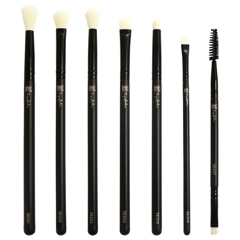 SOSU Premium Makeup Brushes - The Eye Collection