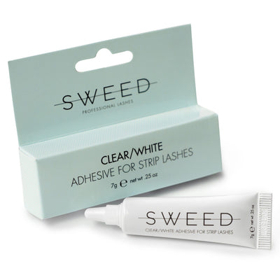 SWEED Adhesive for False Lashes - Clear (7g)