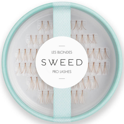 SWEED Lashes - Les Blondes (Dark Blonde)
