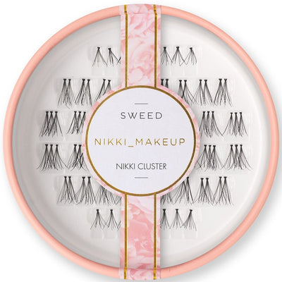SWEED x Nikki_Makeup - Nikki Cluster (7, 8, 10, 12mm)