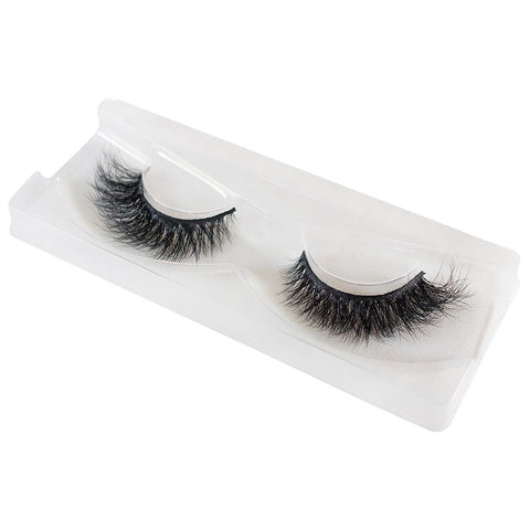 Unicorn 3D Mink Lashes - Cherry Top (Angled Packaging 1)
