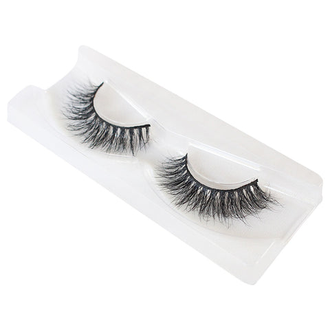 Unicorn 3D Mink Lashes - Peachy Pie (Angled Packaging 1)