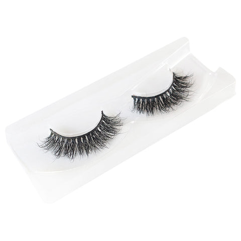 Unicorn 3D Mink Lashes - Peachy Pie (Angled Packaging 2)