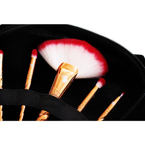Unicorn Lashes - Royale Unicorn Brush Set (Rose Gold) 7
