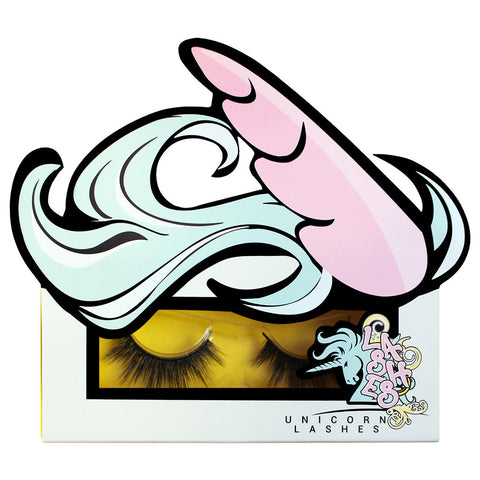 Unicorn 3D Silk Lashes - Ariel