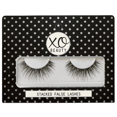 xoBeauty Stacked False Lashes - The Cutie