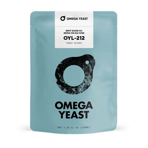 Omega Yeast OYL-212 Brett Blend #3 - Bring On Da Funk