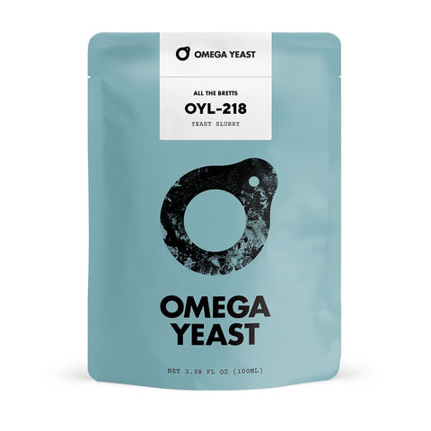 Omega Yeast OYL-218 All the Bretts