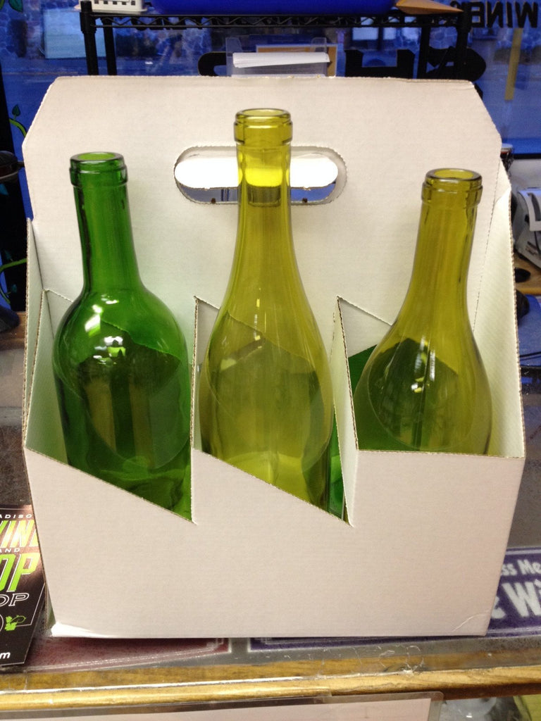 Assorted Gifts - 6-Pack Wine Bottle Carrier