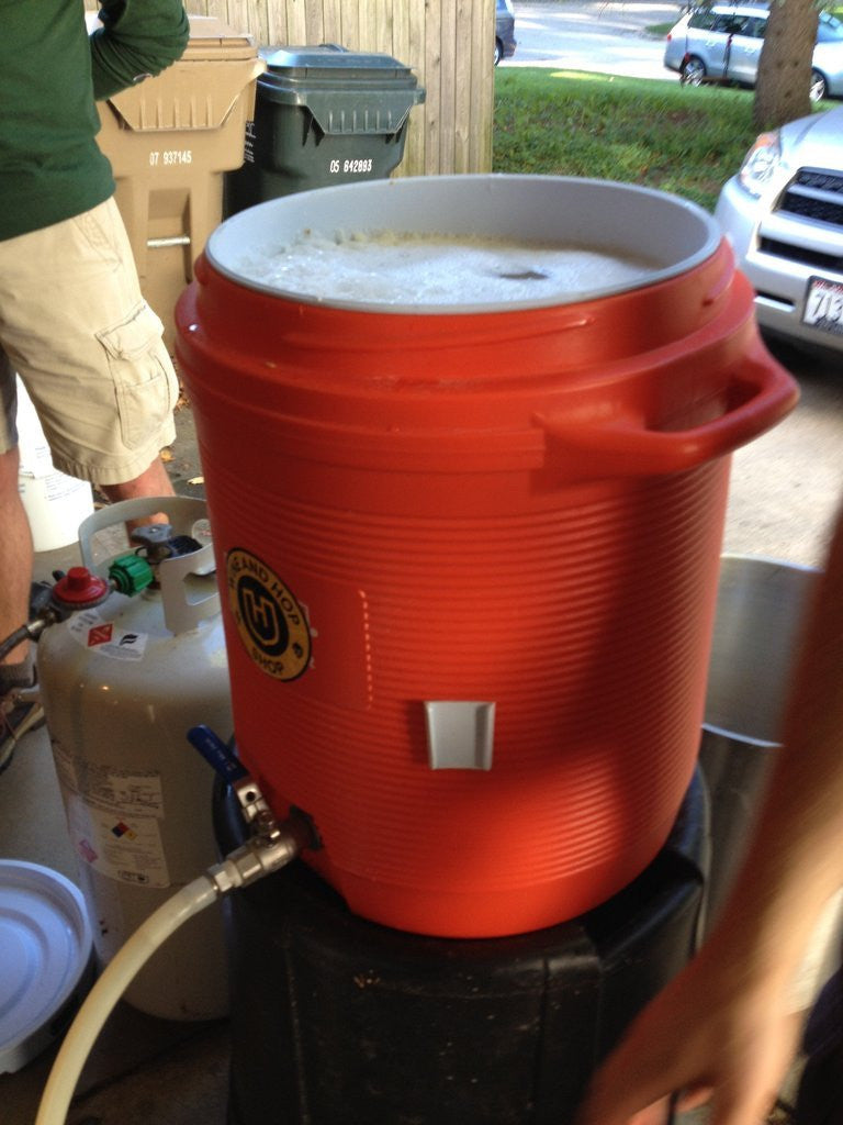 Assorted Gifts - All-Grain Homebrewing Class