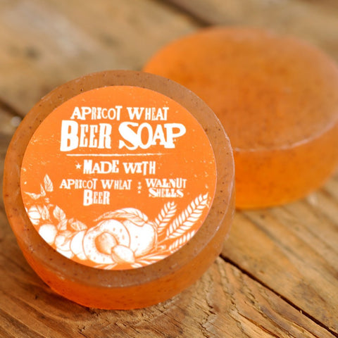 Beer Soap - Apricot Wheat