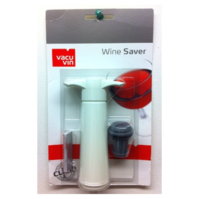 Assorted Gifts - Wine Saver Vacuum Pump From Vacu Vin