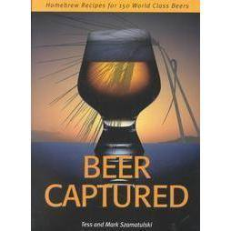Beer Books - Beer Captured (Szamatulski)