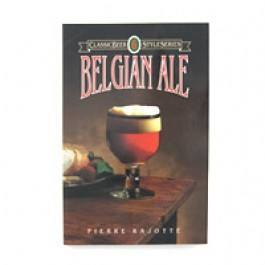 Beer Books - Belgian Ale By Rajotte