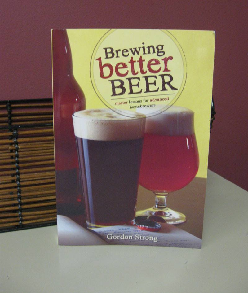 Beer Books - Brewing Better Beer (Strong)