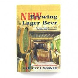 Beer Books - Brewing Lager Beer
