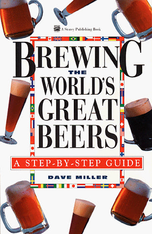 Beer Books - Brewing The World's Great Beers