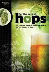 Beer Books - For The Love Of Hops (Hieronymus)