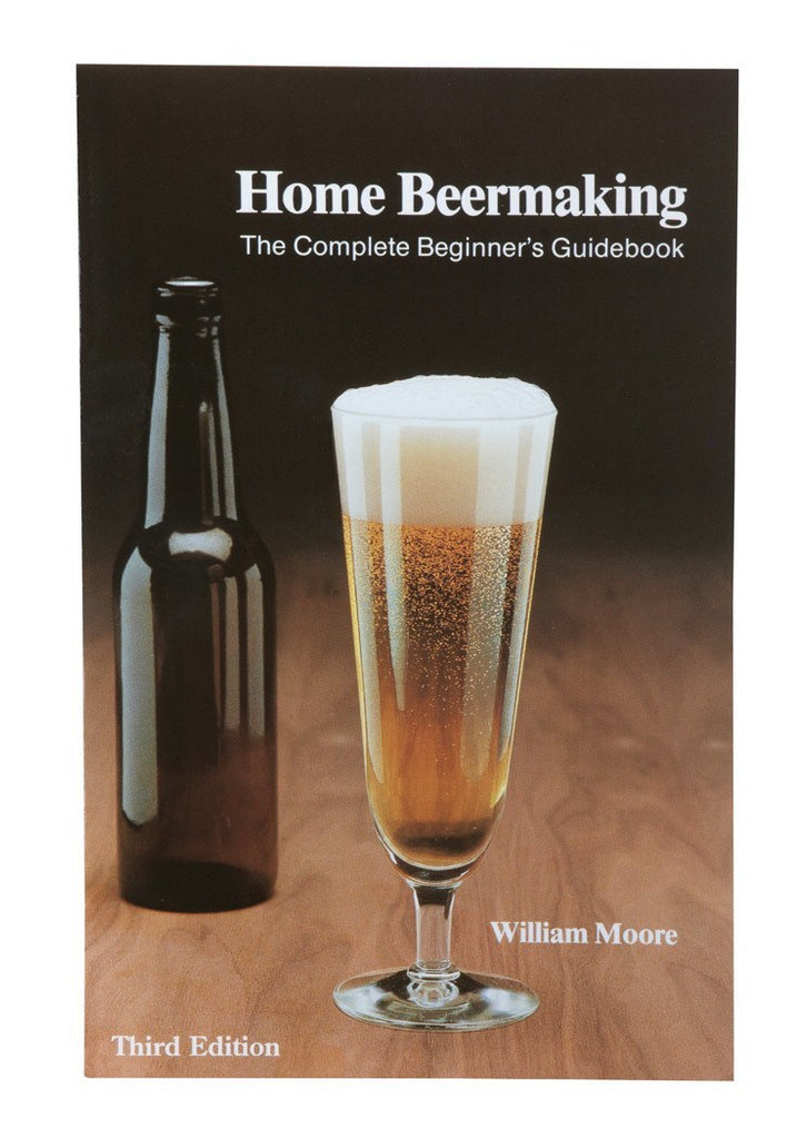 Beer Books - Home Beermaking (Moore)