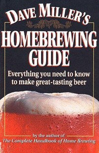 Beer Books - Homebrewing Guide (Miller)