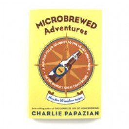 Beer Books - Microbrewed Adventures By Papazian