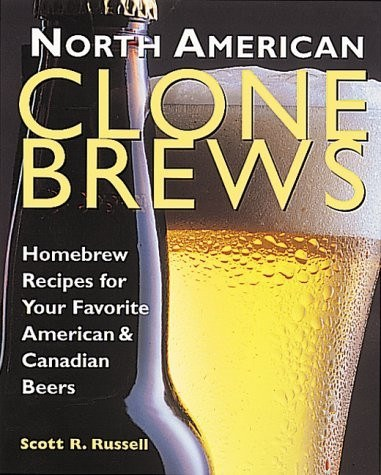 Beer Books - North American Clone Brews (Russell)
