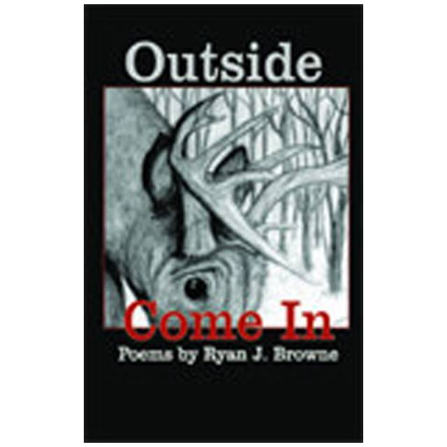 Beer Books - Outside Come In By Ryan Browne