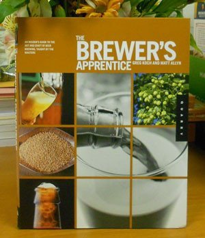 Beer Books - The Brewer's Apprentice (Koch & Allyn)