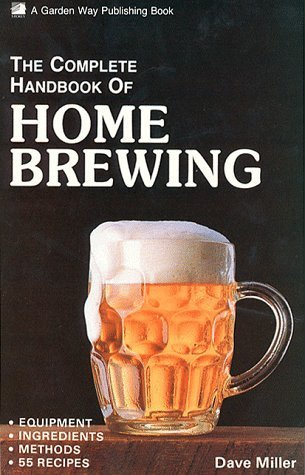 Beer Books - The Complete Handbook Of Home Brewing