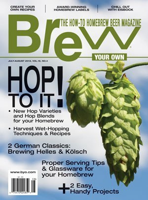 Beer Magazines - Brew Your Own Monthly Magazine