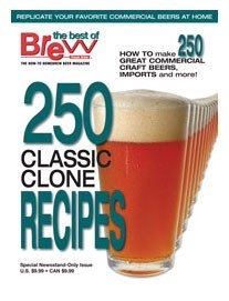 "Beer Magazines - BYO Magazine's ""250 Classic Clone Recipes"" Special Issue"