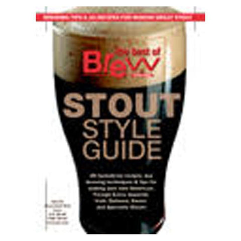 BYO Magazine's Stout Style Guide