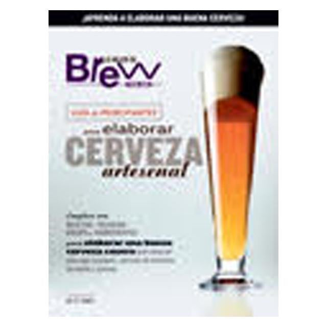Beer Magazines - BYO Magazines Homebrewing Beginner Guide Spanish Version (Espanol)