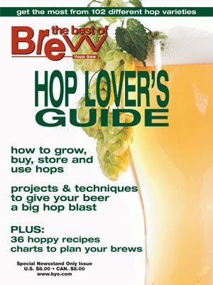 "Beer Magazines - BYO's ""Hop Lover's Guide"" - New/Revised"