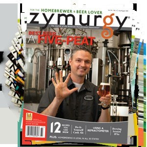 Beer Magazines - Zymurgy Monthly Magazine