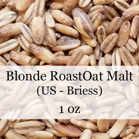 Blonde RoastOat Malt 1 oz (US - Briess)