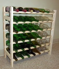 Bottles - Wine Rack, 42 Bottles (7 X 6)
