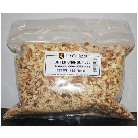 Bitter Orange Peel 1 lb