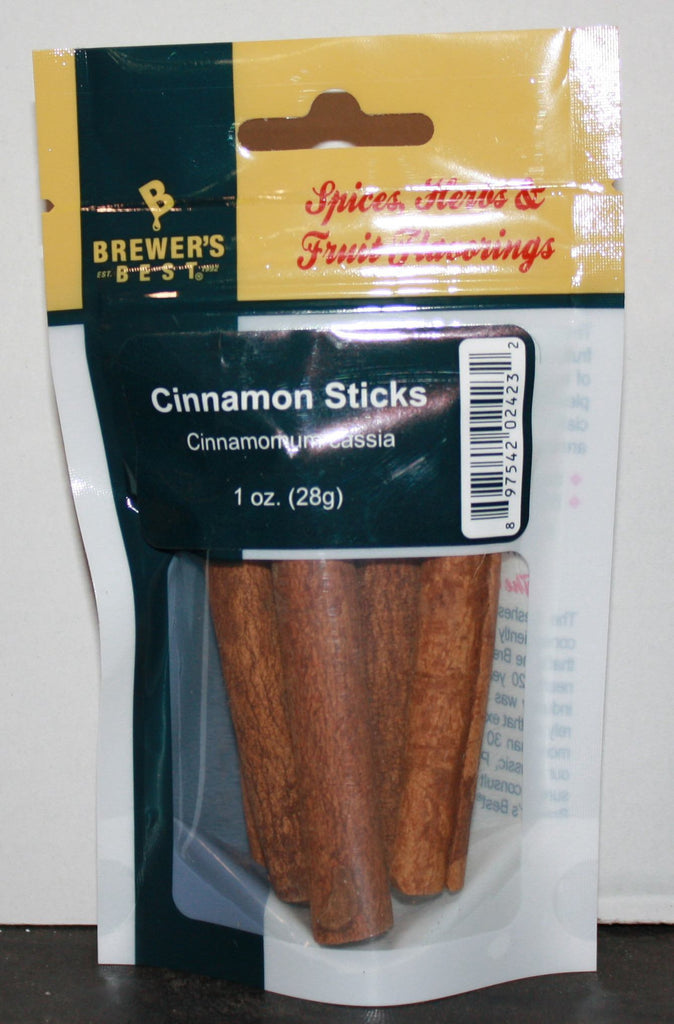 Brewer's Garden - Cinnamon Sticks 1 Oz