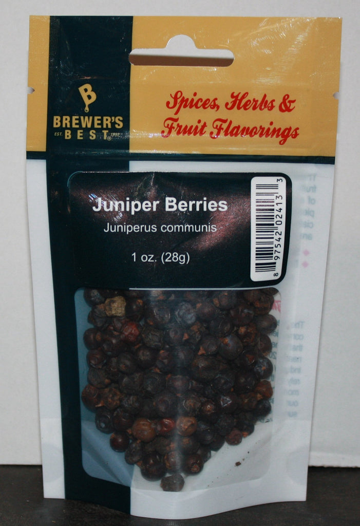 Brewer's Garden - Juniper Berries 1 Oz