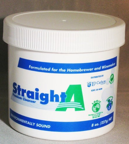 Straight-A Premium Cleanser 8 oz
