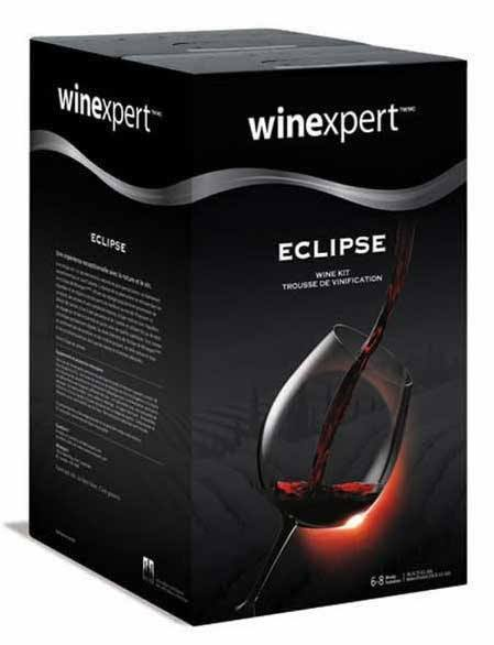 Concentrate Kits - Barossa Valley Shiraz With Grape Skins Wine Kit (Winexpert Eclipse)